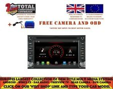 DVD Gps Wifi Bt Android 8.1 DAB CarPlay Wifi Para Hyundai Elantra 2000-06 K6900Y