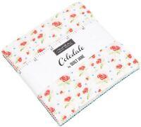 """Coledale Moda Charm Pack 42 100% Cotton 5"""" Precut Fabric Quilt Squares"""