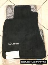 Lexus GS300 GS400 GS430 (1998-2005) OEM Genuine 4pc CARPET FLOOR MATS (Black)