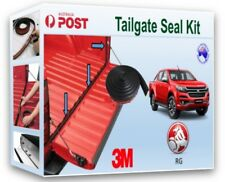 HOLDEN COLORADO RG 2012 - PRESENT TAILGATE TAIL GATE SEAL KIT