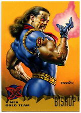 Bishop #101 Marvel '95 Fleer Ultra X-Men Trade Card (C294)