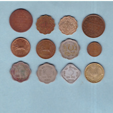 India - Coin Collection Lot - World/Foreign/Asia