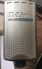 DCS-2000 Internet Camera D-Link (used)