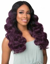 DEE - SENSATIONNEL SYNTHETIC EMPRESS HAND-TIED DEEP LACE PARTING WIG