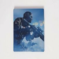 Call of Duty Ghosts Steelbook Edition - Microsoft Xbox 360 Free Postage + Manual