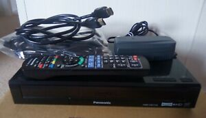 Panasonic HD Hard Drive Recorder Freeview+ HDMI Cable Triax Amplifier