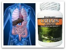 3x Bowel Colon Cleanser Pills Flush Detox IBS Parasites Digestive Cleanse Tablet