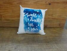 Twinkle Sky Decorative Accent Throw Pillow