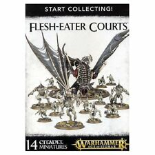 Warhammer Age of Sigmar Start Collecting! Flesh-Eater Courts