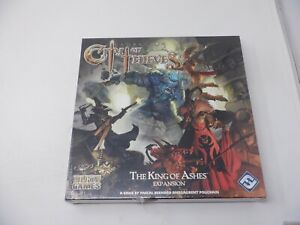 City of Thieves Fantasy Flight Games King of Ashes Expansion Sealed New  HC2667