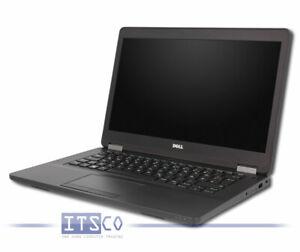 NOTEBOOK DELL LATITUDE E5470 INTEL CORE i7-6820HQ 4x 2.7GHz 8GB RAM