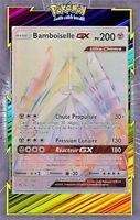 Bamboiselle GX Secret - SL05:Ultra Prisme-162/156 -Carte Pokemon Neuve Française