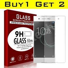 Tempered Glass Screen Film Protector For SONY EXPERIA XPERIA L1 Z2 Z3 XA1 XA2 XZ
