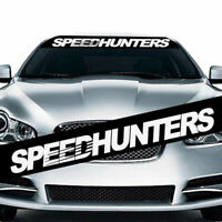 """SPEEDHUNTERS 23"""" inches Long DECAL STICKER DAPPER ROYALSTANCE CANIBEAT JDM"""