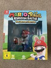 Mario y Rabbids Reino batalla Edición Coleccionista Nintendo Switch