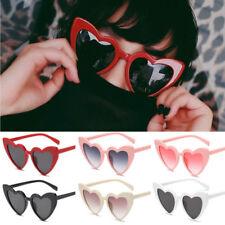 b19e5940c8 Women Lovely Heart Sunglasses Cat Eye Gift Heart Shape Sun Glasses UV400  Fashion
