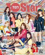10+Star 10Asia Gugudan Son Naeun Korea Magazine 2018 Dec December Sealed