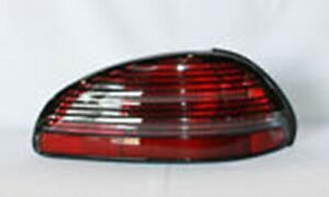 Right Side Replacement Tail Light Assembly For 1997-2003 Pontiac Grand Prix