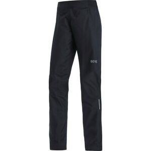 New GORE WEAR Men's C5 GTX Gore-Tex Paclite Trail Pants Black