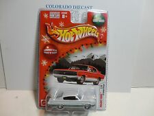 Hot Wheels Holiday Rods Whte/Green '67 Dodge Charger