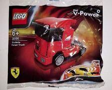 Lego Shell V-Power Ferrari Racer (30191) Scuderia Truck BRAND NEW CR075 GG-02