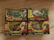 "Transformer Beast Wars Lot ""Mega"" figures"