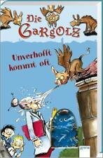 Die Gargolz 01 - Unverhofft kommt oft von Janet Burchett (2010, Gebundene Ausgab