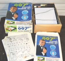 James Bond 007 1966 Electric Drawing Set SPY-O-GRAPH by Lakeside Toys FREE S&H