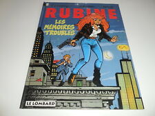 EO RUBINE TOME 1/ TBE