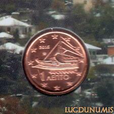 Grèce 2015 - 1 Centime d'euro 15 000 exemplaires Provenant du coffret BU RARE -