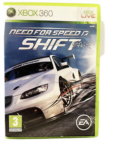 Need For Speed: Shift - Xbox 360 UK PAL COMPLETE 💎💎FAST POSTAGE 💎💎