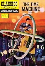 The Time Machine (Classics Illustrated) par H.G.Wells Livre de Poche 978190