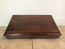 "Marshall Furniture Wooden Speech Stand, 22 1/4"" x 14 1/2"" x 8"" High"