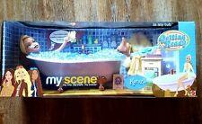 Mattel Barbie My Scene Bathtub :Getting Ready In My Tub Kenzie Fashion Doll