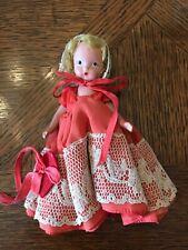 Vintage Nancy Ann Storybook Doll