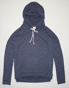 New Abercrombie & Fitch Women's Easy Fit Thin Hoodie Tee Size XS/S
