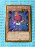 Gimmick Puppet Humpty Dumpty PGLD-EN011 Gold Secret Rare Yu-Gi-Oh Card 1st New