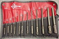 Mayhew Pro 62254 12 Piece Roll Pin Pilot Punch Set USA