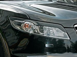 for Infiniti FX35 FX45 2003-2009, eye brow, eyelids, cilia front lights, pair
