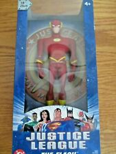 """Justice League The Flash Action Figure 10"""" Inches 2003 Mattel (NEW)"""