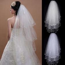 Accessoires courts pour la mariée