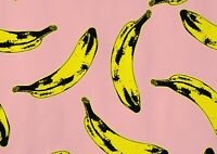 A1 Banana Lover Cool Fruit Poster Art Print 60 x 90cm 180gsm Healthy Gift #14719