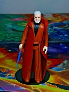 Obi-Wan Kenobi Star Wars Genuine G.M.F.G.I. Version HK Figure Complete 1977 Aus