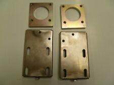 Austin Healey 100/4 3000 Adjuatable shock Absorber Plate Set