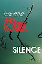 """VERY GOOD"" Wagner, Jan Costin, Silence, Book"