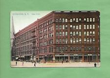 YATES HOTEL In SYRACUSE, NY On Vintage Unused Raphael TUCK Postcard