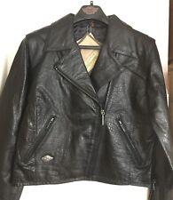 Harley Davidson Textured APPROACH Leather Jacket 97032-02VW NWT WOMENS MEDIUM