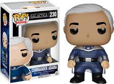 Funko Pop - Battlestar Galactica Commander Adama #230 (Vaulted)