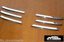 Listas cromadas parrilla VW T5 Multivan/Caravelle 03-09 chrome front grill trims