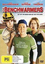 The Benchwarmers (2006) Rob Schneider, David Spade - NEW DVD - Region 4